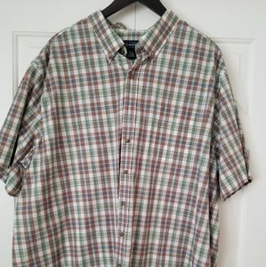 Harbor Bay mens button up